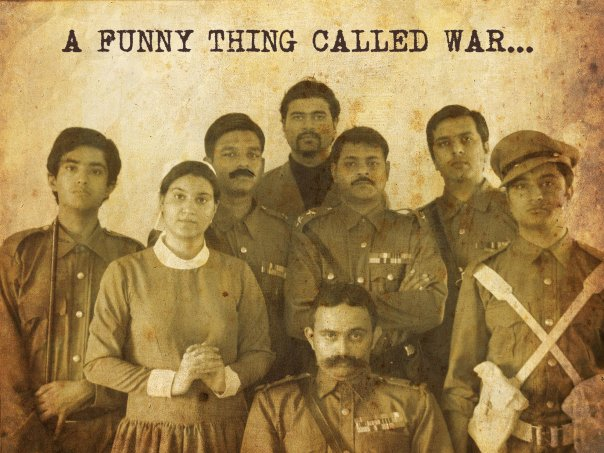 A Funny Thing Called War