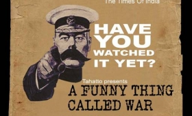 A Funny Thing Called War is back on 13th Nov, 2009