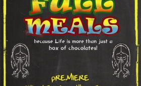 Full Meals – Tahatto's new play premieres on October 15th